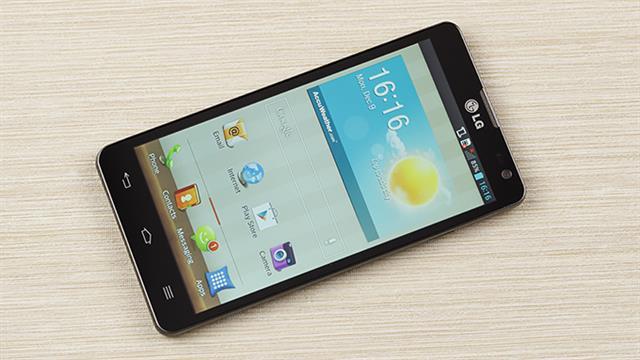 LG Optimus L9 II có giá bán quốc tế chỉ 236 USD/ gần 5 triệu đồng