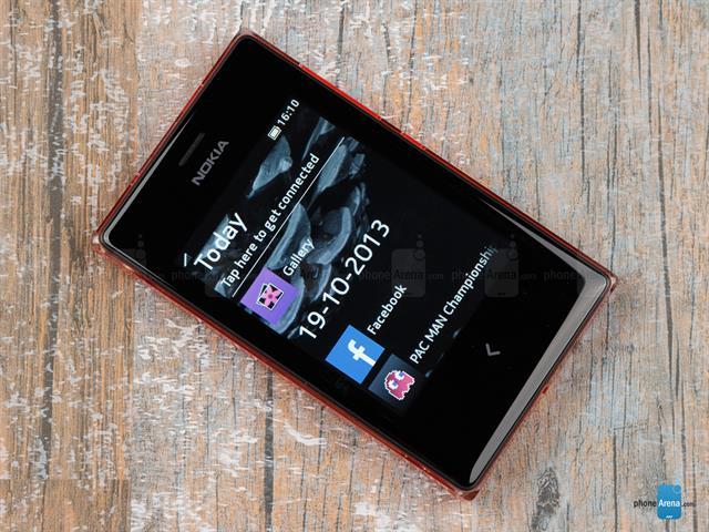 Nokia Asha 503 có giá bán quốc tế gần 2,1 triệu đồng (bản 1 SIM)