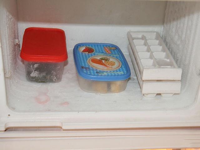 Cách xả đông ngăn đá tủ lạnh