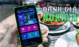 Đánh giá Nokia X: khi Asha, Android và WP kết duyên
