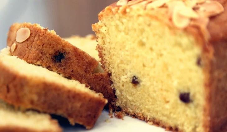 Món bánh ngọt ngào, ăn cùng cà phê hay trà đều ngon