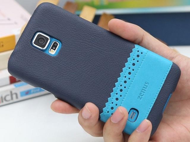 """Ốp lưng da cho Samsung Galaxy S5 có thể xem như một món trang sức cho """"dế yêu"""""""