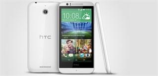 HTC Desire 510 chính thức ra mắt, hỗ trợ kết nối 4G tốc độ cao