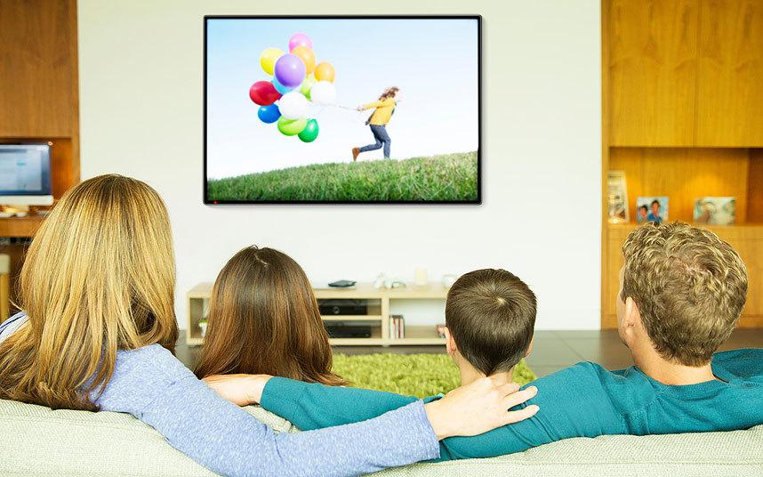 Thời gian xem tivi không phải là nguyên nhân gây cận thị