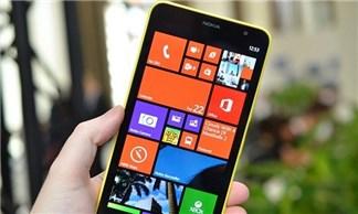Phablet tầm trung Nokia Lumia 1320 giảm giá cực mạnh