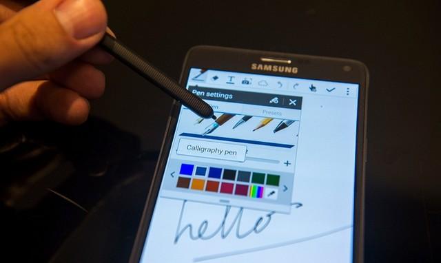Giới thiệu các tính năng mới của Galaxy Note 4 chỉ trong 4 phút
