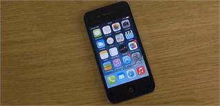 Lên iOS 8 là thảm họa đối với iPhone 4S