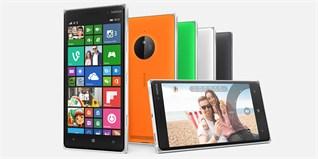 ĐẶT TRƯỚC trúng ngay Lumia 830 và Lumia 730