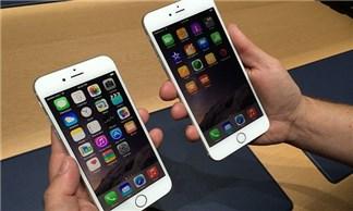 Hình ảnh cận cảnh rõ nét iPhone 6/6 Plus tại thegioididong.com