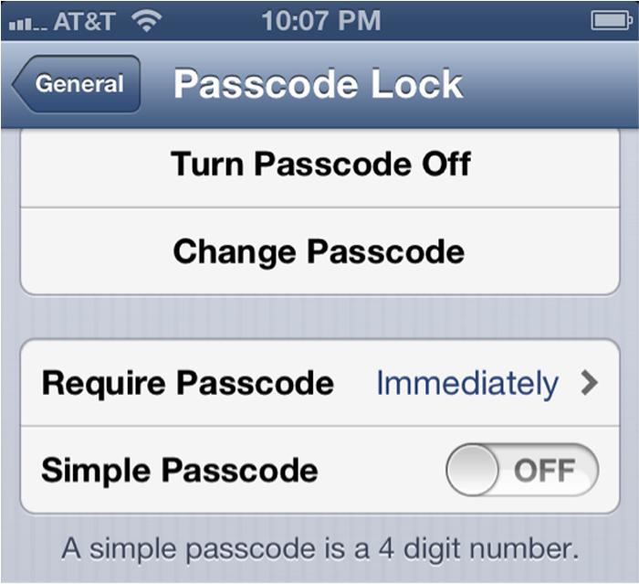 Password chắc chắn hơn với chữ và số