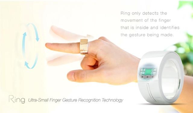 Điều khiển các thiết bị công nghệ bằng cách chỉ tay