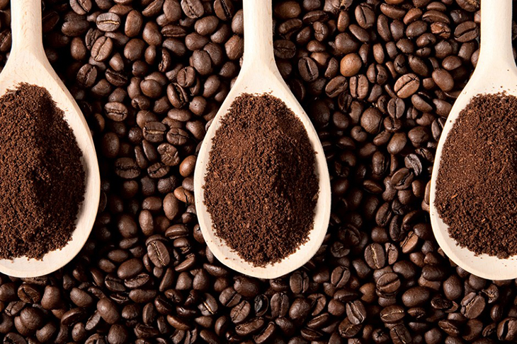 Cà phê rất hữu dụng trong việc khử mùi
