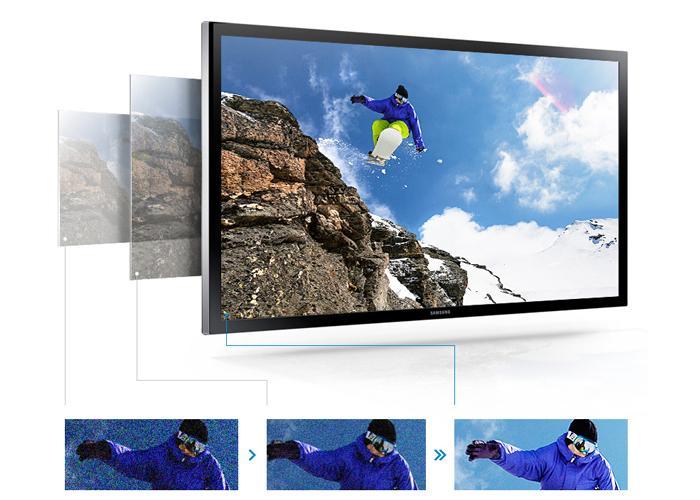 UHD Upscaling là giải pháp nâng cấp hình của Samsung