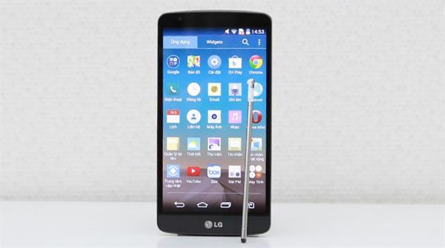 LG G3 Stylus được thegioididong phân phối với giá bán tham khảo khoảng 6.490.000 đồng