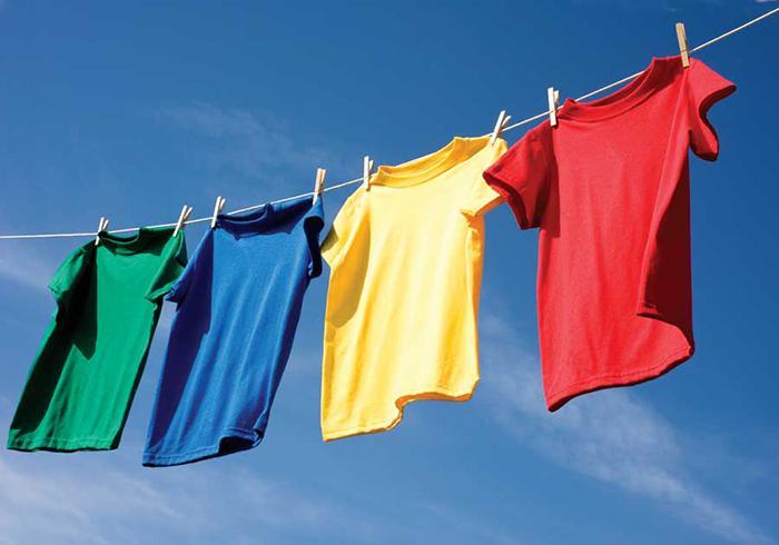 Tốc độ quay vắt nhanh sẽ giúp quần áo khô nhanh sau khi giặt