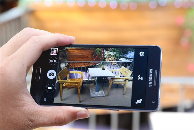 Camera Galaxy A5