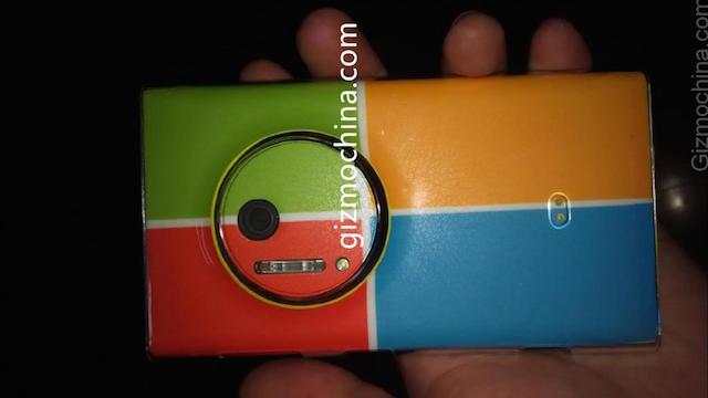 Huyền thoại Lumia 1020 tái xuất với giao diện cực lạ 5
