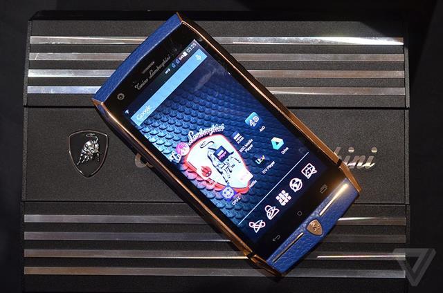 Hình ảnh Cận cảnh siêu smartphone pin chờ 1000 giờ số 9