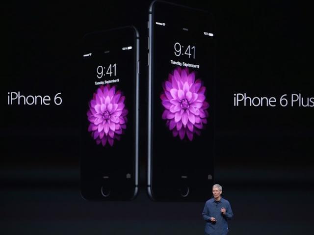 Apple có âm mưu riêng khi tung ra iPhone 128 GB