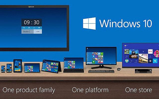 Windows 10 cho điện thoại
