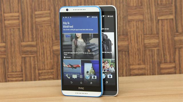 HTC Desire 820S được thegioididong phân phối với giá 7.790.000 đồng. Đặt mua tại đây
