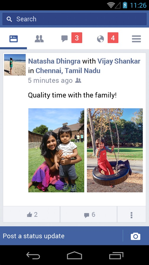 Facebook Lite: Ứng dụng lướt Facebook cực êm dành cho Việt Nam 6