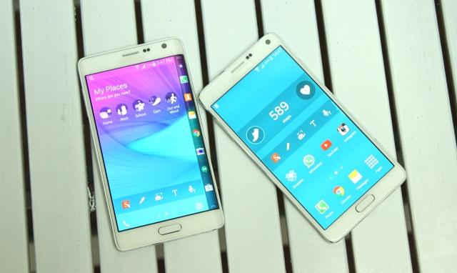 Samsung Galaxy Note Edge chuẩn bị lên kệ tại Việt Nam 6