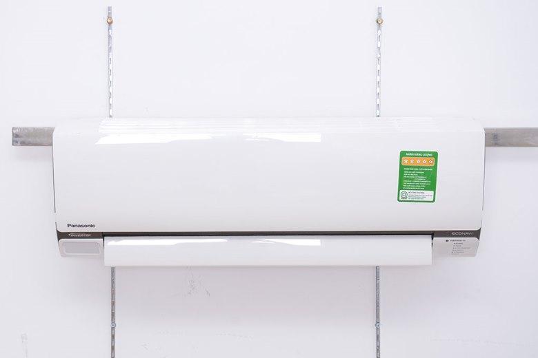 Máy lạnh Panasonic CU/CS-TS9QKH-8 1 Hp sử dụng công nghệ Inverter