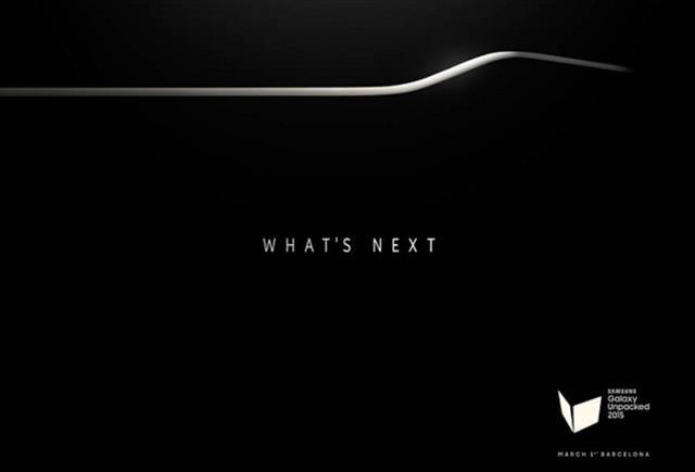 Samsung bất ngờ để lộ Galaxy S Edge trong lời mời ra mắt 5