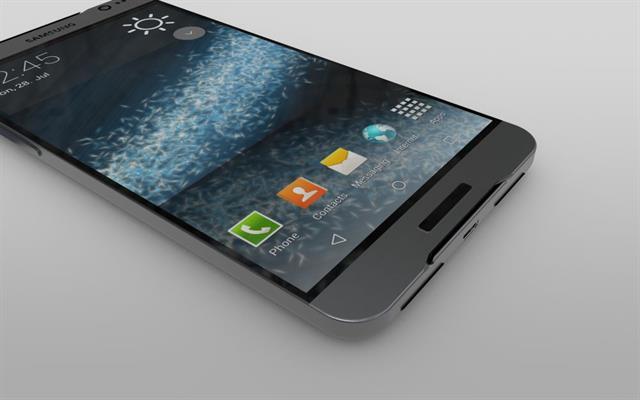 Galaxy S6 xuất hiện thêm một bản thiết kế mới tuyệt đẹp 6