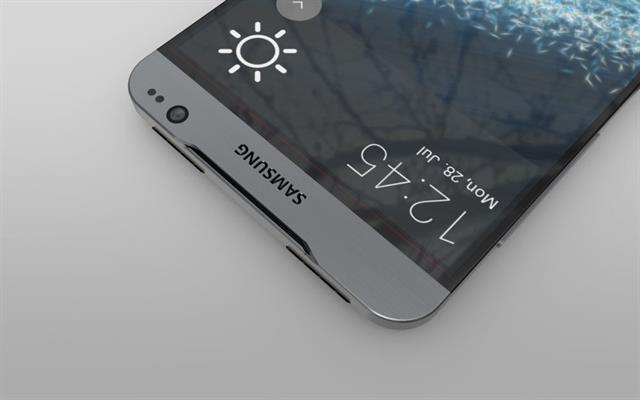 Galaxy S6 xuất hiện thêm một bản thiết kế mới tuyệt đẹp 11