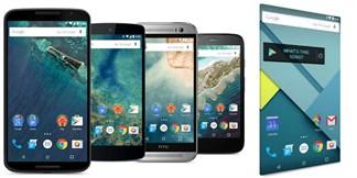 'Biến' giao diện smartphone Android cũ thành Lollipop cho 'đỡ ghiền'