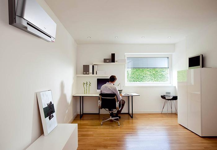Nên lựa chọn máy lạnh có công suất phù hợp với diện tích phòng