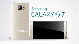 Xuất hiện mẫu Galaxy S7 cực đẹp với màn hình 4K cùng bộ nhớ RAM lên đến… 6GB