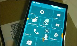 Thêm tin vui cho người dùng smartphone Lumia đang mong chờ bản Windows 10 mới