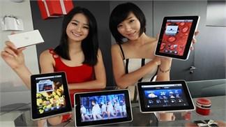 Thế hệ thứ 5 của dòng tablet Samsung nổi tiếng nhất hiện nguyên hình kèm thông số hấp dẫn