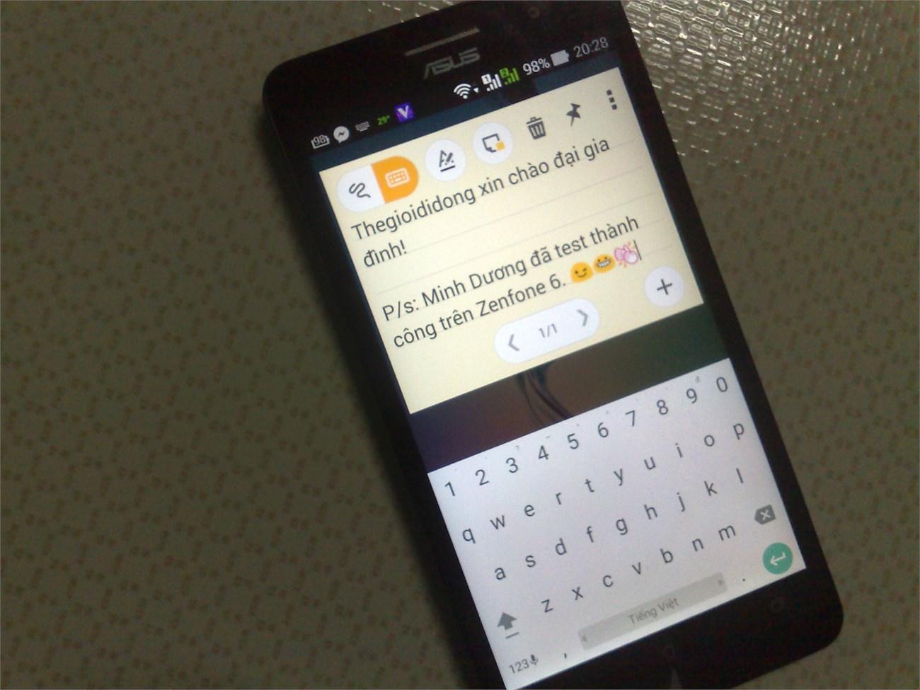 Mang 9 ứng dụng độc quyền trên Zenfone 2 sang máy Android khác