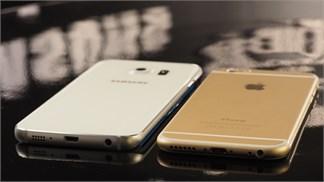 Galaxy S6 bán ra chưa đầy nửa tháng, iPhone 6 đã bắt đầu 'thấm đòn'
