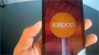 [Nóng] Hướng dẫn cập nhật Android Lollipop bản Beta cho Zenfone 5