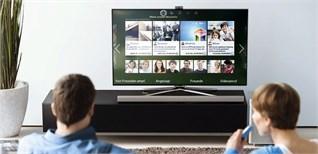 Cách kết nối điện thoại Samsung với tivi