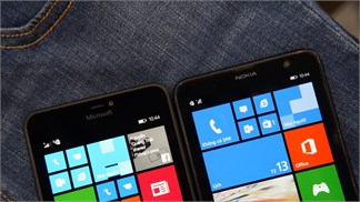 Lumia 640 XL so găng cùng Lumia 1320, 'tre già măng mọc'