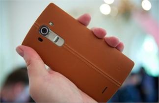 LG G4: khoa học lượng tử, vỏ da và camera chuyên nghiệp