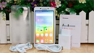 8 'điểm cộng' giúp Lenovo A5000 là smartphone 'đáng mua' nhất tầm giá dưới 3 triệu đồng