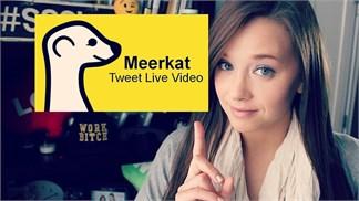 Meerkat, ứng dụng truyền hình trực tiếp 'nổi đình nổi đám' đã có mặt trên Android