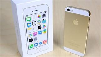 iPhone 4S và iPhone 5S tiếp tục giảm giá cực sốc