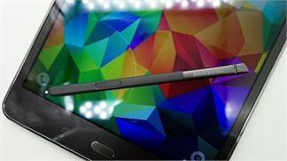 Chi tiết cách sử dụng S-pen, 'linh hồn' của Samsung Galaxy Tab A