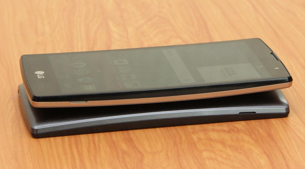 LG Magna màn hình cong