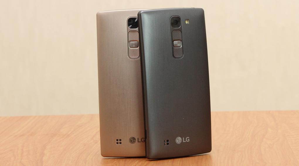 LG Magna mặt lưng