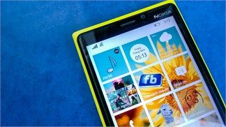 'Hô biến' smartphone Windows Phone trở nên đẹp mắt và tiện dụng hơn