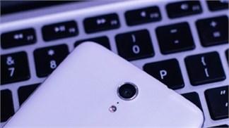 Smartphone tên 'ngồ ngộ' có chip Snapdragon 615, nhận dạng mắt, giá hấp dẫn hơn cả Zenfone 2